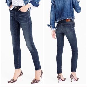 J Crew Lookout High Rise Skinny Jeans 30